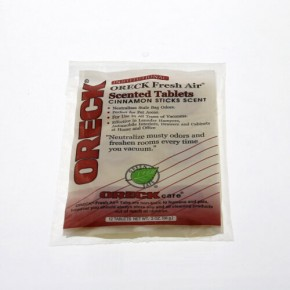 Oreck Cinnamon Scented Tabs (Pack of 12)
