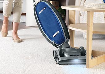 Upright Vacuums